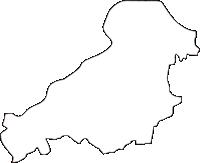 奈良県北葛城郡王寺町(おうじちょう)の白地図無料ダウンロード