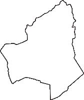 ������������������������������������������������������の白地図無料ダウンロード