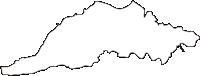 熊本県宇土市(うとし)の白地図無料ダウンロード