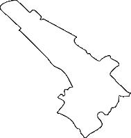 熊本県氷川町(ひかわちょう)の白地図無料ダウンロード