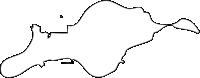 大分県姫島村(ひめしまむら)の白地図無料ダウンロード