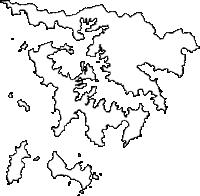 鹿児島県瀬戸内町(せとうちちょう)の白地図無料ダウンロード