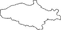 宮城県黒川郡大衡村(おおひらむら)の白地図無料ダウンロード