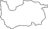 熊本県美里町(みさとまち)の白地図無料ダウンロード